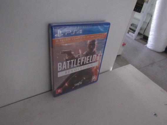 Battlefield Revolution Ps4 Mídia Física Novo Lacrado