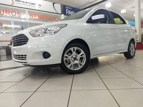 Ford Ka+sel Plus 1.5 16v (flex)