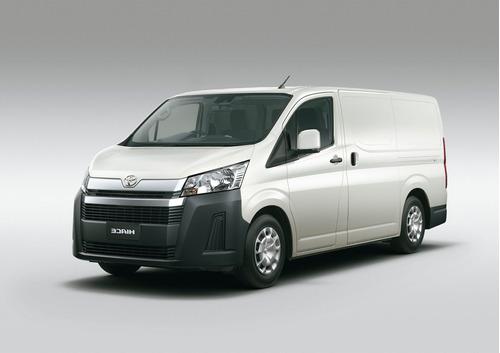 Toyota Hiace Furgon L1h1 2.8 Tdi 6at 3a 4p 2021