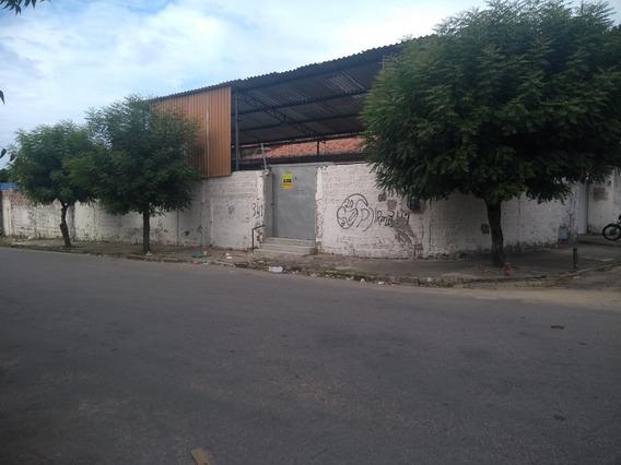 Gp1777-aluga Galpão Passaré,100m²,próx.cemitério Parque Paz