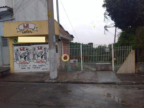 Casa Com 3 Dormitórios À Venda, 112 M² Por R$ 270.000,00 - Vila São Rafael - Guarulhos/sp - Ca0692