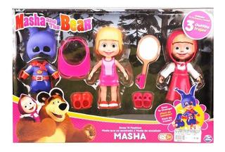 Masha Y El Oso Set Trajes A La Moda Tapi - Sharif Express