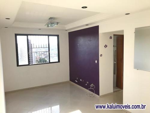 Cardoso Franco Jaú - Ótimo Apartamento Reformado - 73335