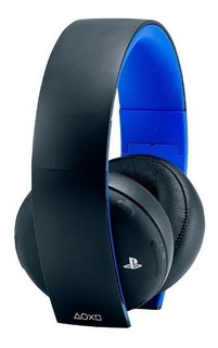 Auriculares Headset Gold Wireless Sony Ps4 Mac Pc.