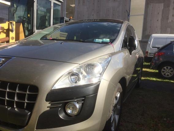Peugeot 3008 Premium 1.6 Tope De Gama