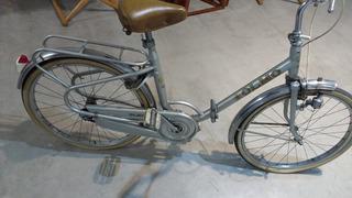 Bicicleta Italiana Olmos Plegable Original Para Entendidos