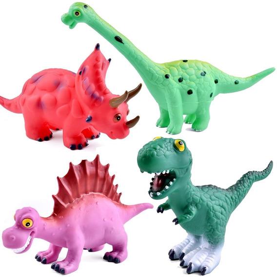 Regalos Cumpleaños Animales Dinosaurios Dragones De Plastico