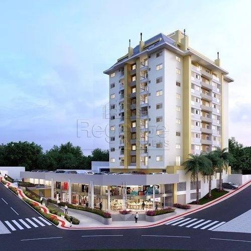 Apartamentos Novos A Venda No Bairro Trindade Em Florianopolis - V-78368
