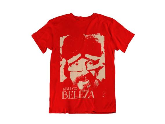 Camiseta Masculina Maluco Beleza Raul Seixas