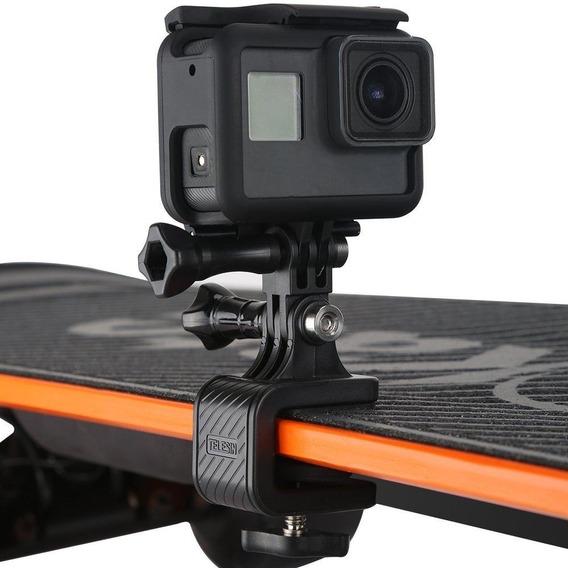 Suporte Para Skate Gopro Hero 7 - Telesin Skateboard Mount
