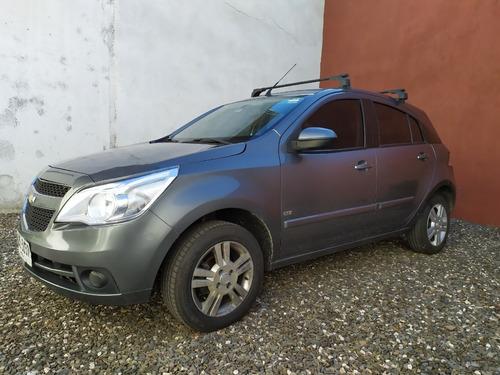 Chevrolet Agile 2012 Ltz Permuto U$ 3600 Y Cuotas