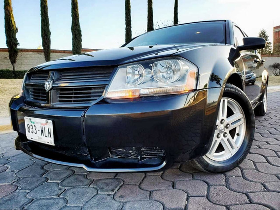 Dodge Avenger 2009 2.4 Sxt X At