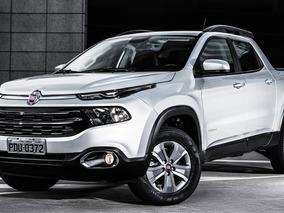 Fiat Toro Naftera $60.000 Y Cuotas Fijas $7200 Tomo Usdado