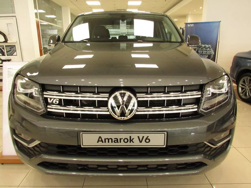 Volkswagen Amarok 3.0 V6 258 Cv Highline 4x4 At 0 Km 2021