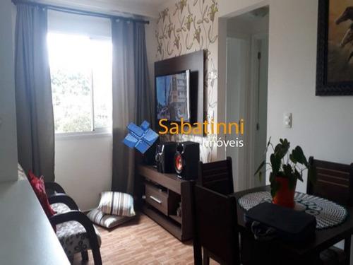 Apartamento A Venda Em Sp Cambuci - Ap04107 - 69214125