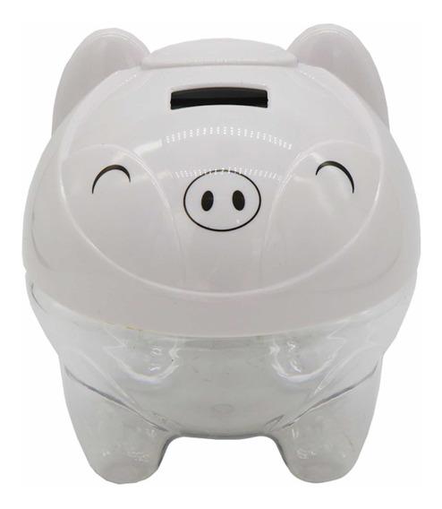 Cofrinho Digital Conta Moedas Porquinho Pig Bank Visor Lcd