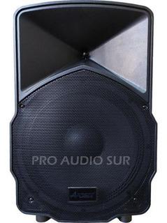 Bafle Apogee Bt 115 Activo Bluetooth Sync Estereo 300watts