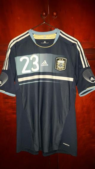 Camiseta Seleccion Argentina 2011
