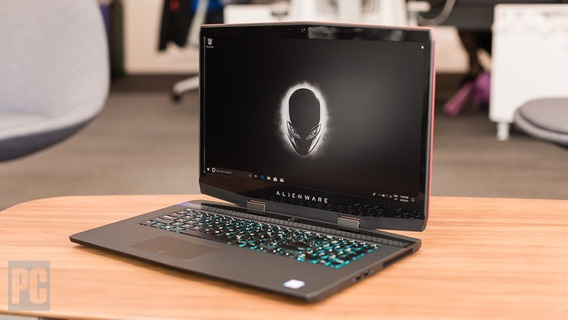 Notebook Dell Allienware I7, 16gb, Hd1tb, Ssd 500