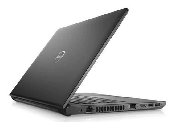 Notebook Dell Vostro 3468 Core I5 7200u Memória 8 Gb Hd 1 Tb