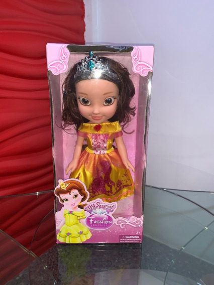 Juguete Muñeca Princesa Fashion My Sweet Para Niñas +3 Años
