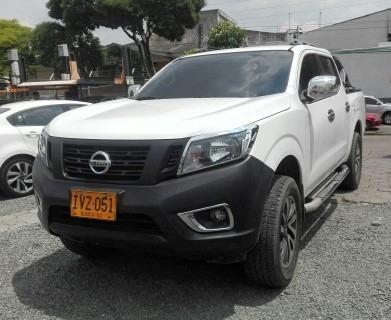 Nissan Frontier, Mec ,2.5cc,2016,cel.3165363067 Cristhian