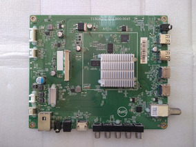 Placa Pci Principal Tv Philips 43pfg5102/78 Usada