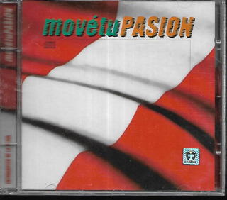 Estudiantes De La Plata Move Tu Pasion Sello Leader 1999 Cd
