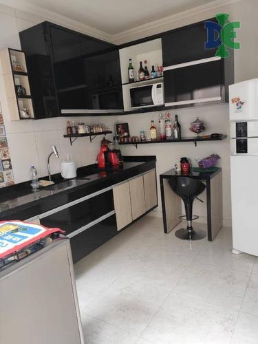 Casa Com 3 Dormitórios À Venda, 80 M² Por R$ 200.000,00 - Parque Imperial - Jacareí/sp - Ca0084