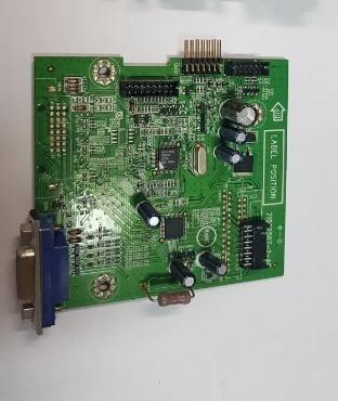 Placa Lógica Sinal Monitor Lenovo D153a 715g2507-2-a0