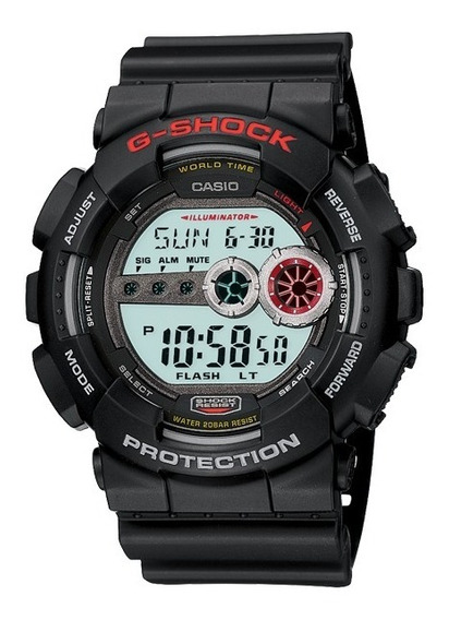 Relógio Casio Masculino G-shock Gd-100-1adr