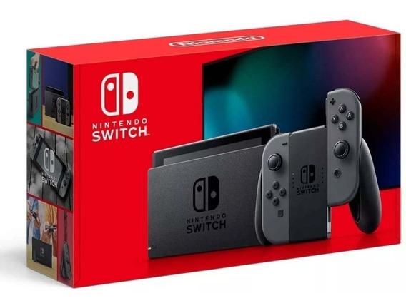 Console Nintendo Switch Novo Modelo 2019