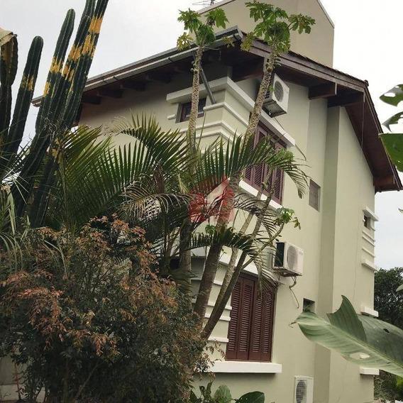 Casa Com 5 Dormitórios No Cantegrill Fase 4 - Viamão/rs - Ca0403