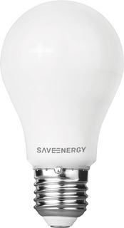 Kit 6 Lampada Bulboa60 9,5w 810lm 2700k Bivolt Inmetro