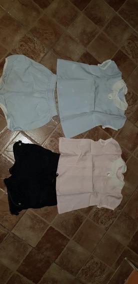 Lote Dos Camisas Y Dos Pantalones Akiabara Importado