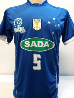 Camisa Sada Cruzeiro 2018/2019 Frete Gratis
