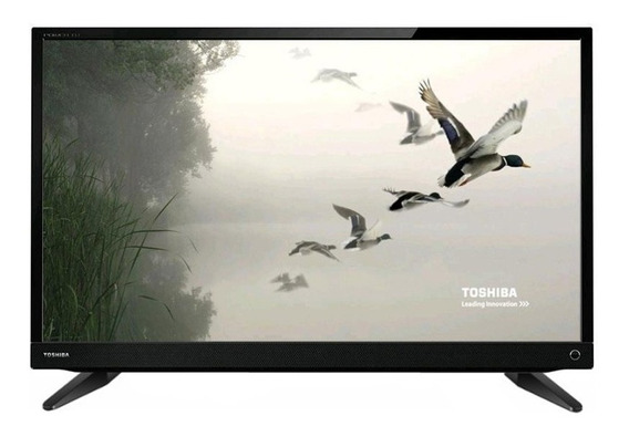 Tv Led Toshiba Pro Theatre 32 32l3700vp Hd/digital/usb/hdmi