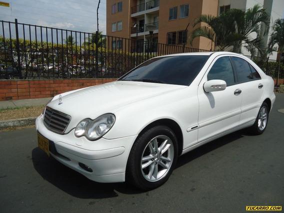 Mercedes Benz Clase C C 180 Compressor