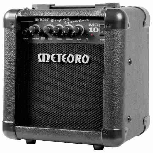 Amplificador P/ Guitarra Meteoro Super Guitar Mg-10 6 10w