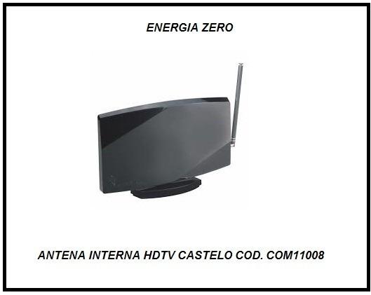 Antena Interna Hdtv Castelo
