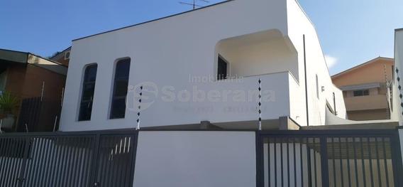 Casa Para Aluguel Em Jardim Paraíso - Ca012018