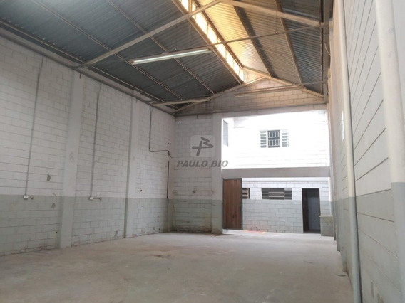 Galpao Industrial - Capuava - Ref: 4562 - L-4562