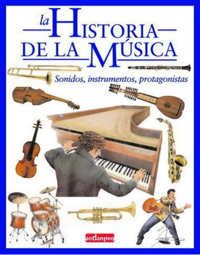 La Historia De La Música, Stefano Catucci, Robin Book