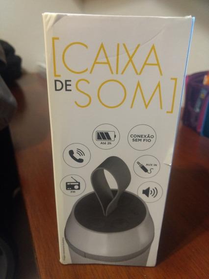 Caixa De Som Bluetooth Shell