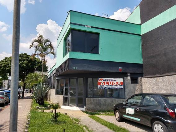 Salão Comercial 120 M2 Centro Suzano Sl-0001