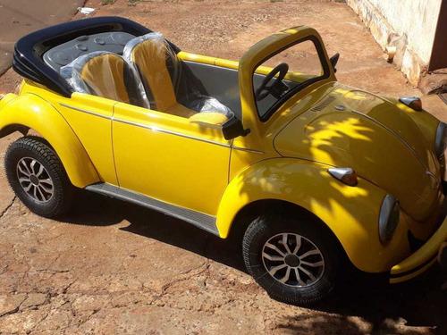 Mini Fusca Motorizado
