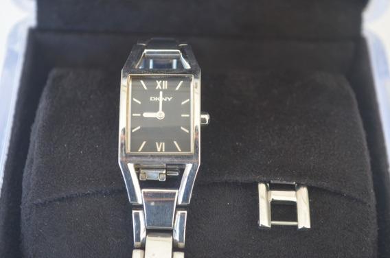 Relógio Dkny Feminino Aço Inox