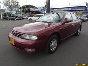 Nissan Bluebird Sss Mt 2000cc Fe