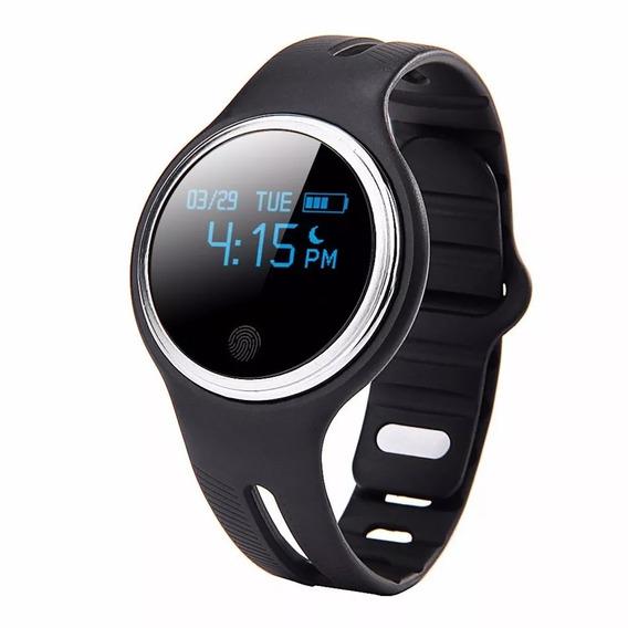 Smartwatch - Smartband E-07. Running, Natación. 2 Correas