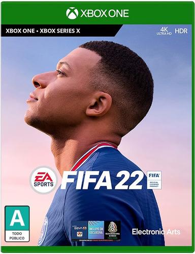 Imagen 1 de 6 de Fifa 22 - Xbox One Nuevo